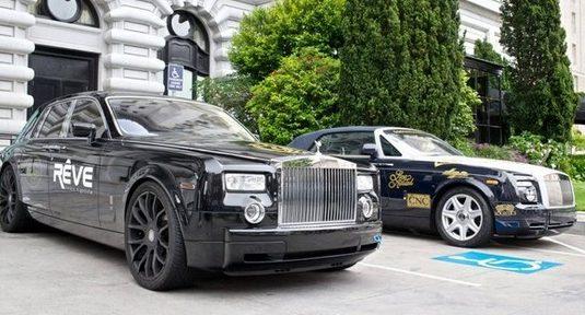 cho thuê xe VIP Rolls Royce